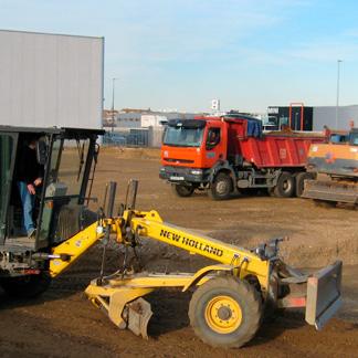 Excavacions i moviments de terra